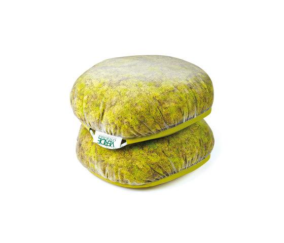 Il mauro Puff pillow by Verde Profilo | Poufs