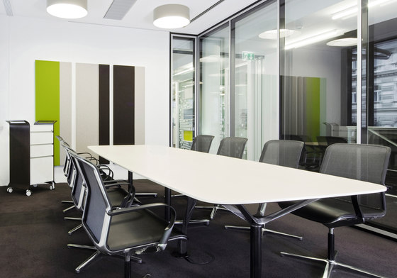 Executive conference combinations de acousticpearls | Paneles de pared