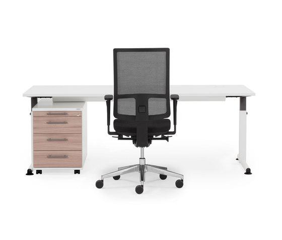 Ceo C Lite by Febrü | Individual desks