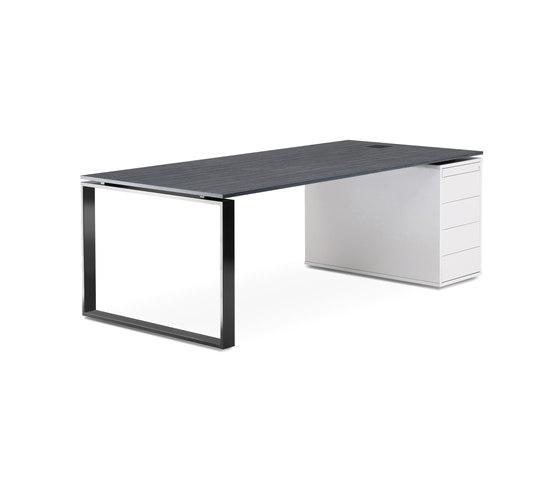 Intero by Febrü | Individual desks