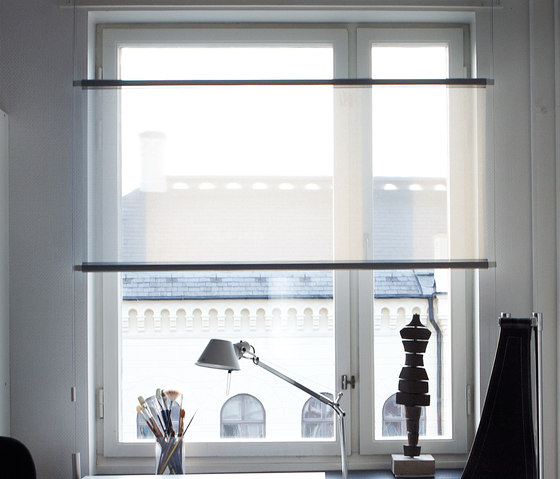 System W1 by Ann Idstein | Venetian blinds