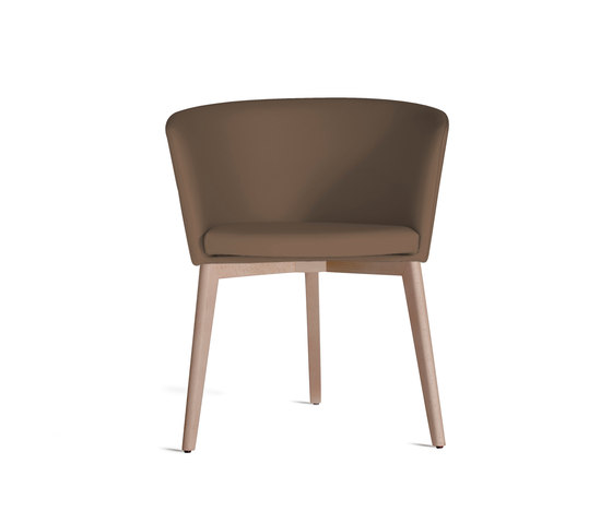 Moon Bold 664 MD3 by Capdell | Visitors chairs / Side chairs