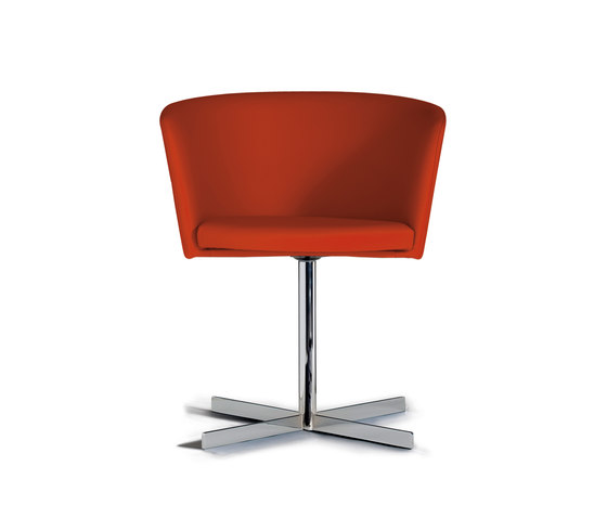 Moon Bold 664 CRU by Capdell | Visitors chairs / Side chairs