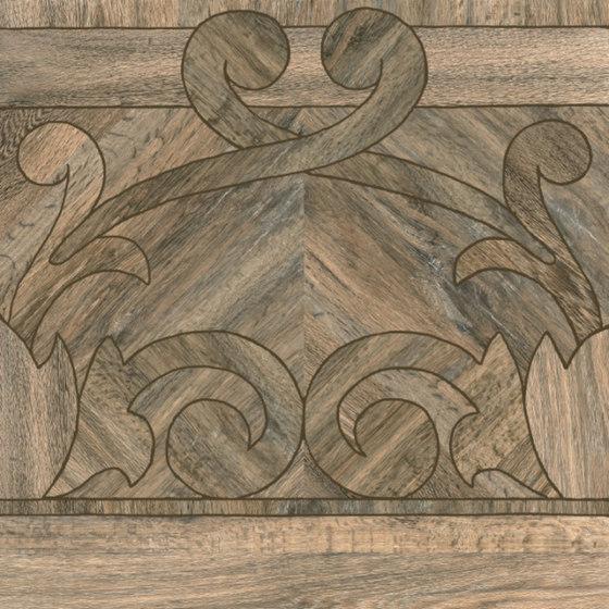 Woodays IN Bordo tappeto de Tagina | Carrelage pour sol