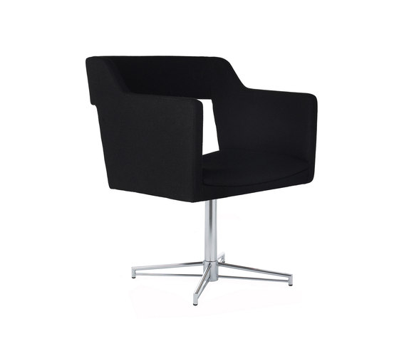 Kennedy by Johanson | Visitors chairs / Side chairs
