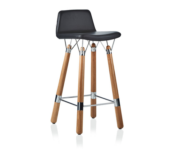 Nest BS by Johanson | Bar stools