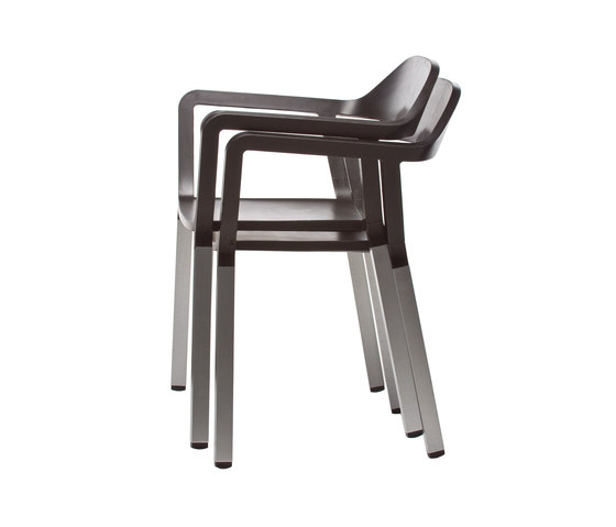 P77 by Johanson | Visitors chairs / Side chairs
