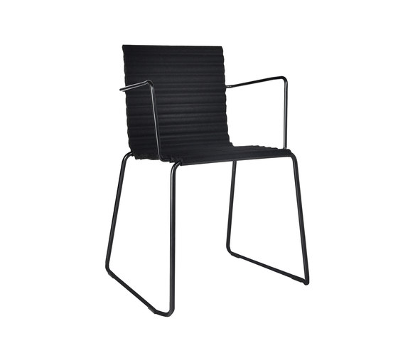 Rib Armchair 09 by Johanson | Visitors chairs / Side chairs