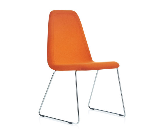 Game by Johanson | Visitors chairs / Side chairs