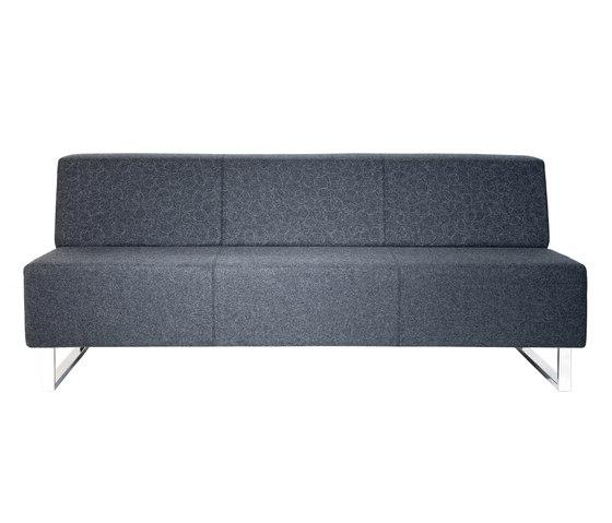 U-sit 83 by Johanson | Modular seating elements
