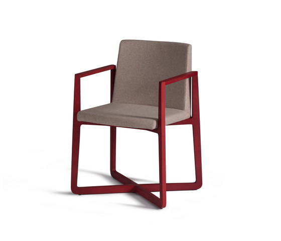 Zas 502 by Capdell | Visitors chairs / Side chairs