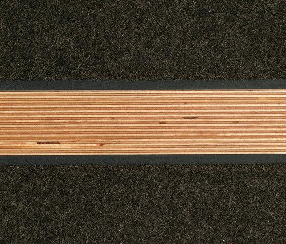 Feltro-Legno 738 by Ruckstuhl | Rugs / Designer rugs