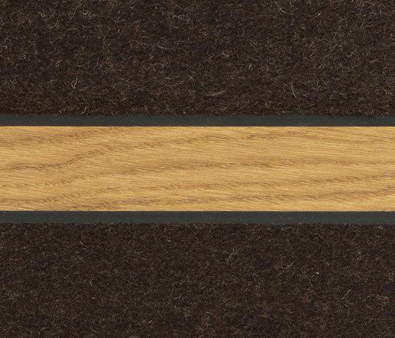 Feltro-Legno 755 von Ruckstuhl | Formatteppiche / Designerteppiche