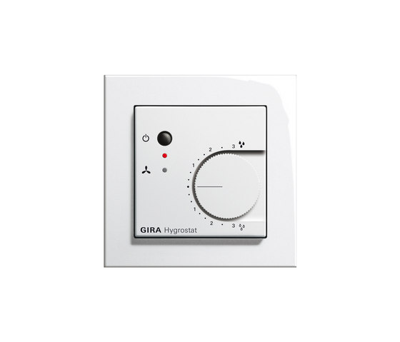 E2 | Hygrostat by Gira | Relative humidity controls