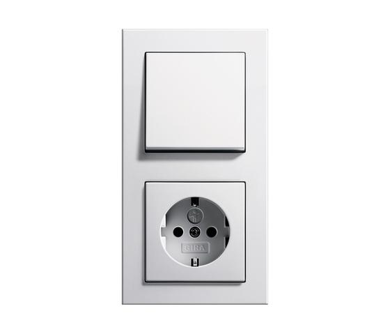 E2 | Schalterprogramm de Gira | Interruptores pulsadores