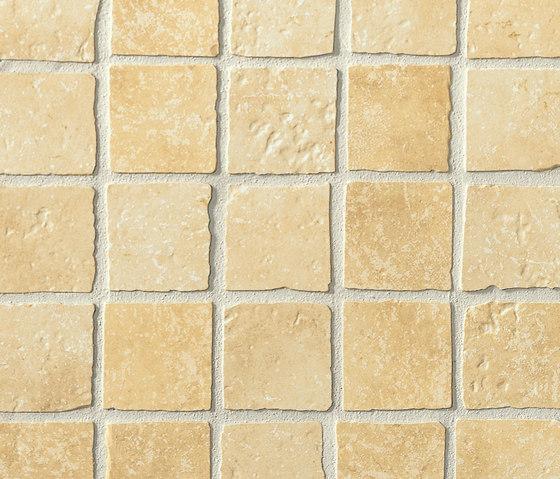 Ancient Jerusalem | Mosaico 6 Cedron Gold de Lea Ceramiche | Baldosas de suelo
