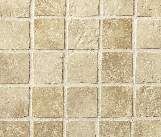 Ancient Jerusalem | Mosaico 6 Ghihon beige by Lea Ceramiche | Tiles