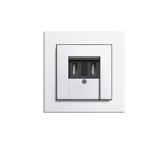 E2 | Telephone socket outlet TAE by Gira | Data communication