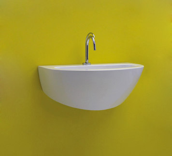 Aquatech basin by Kerasan | Wash basins