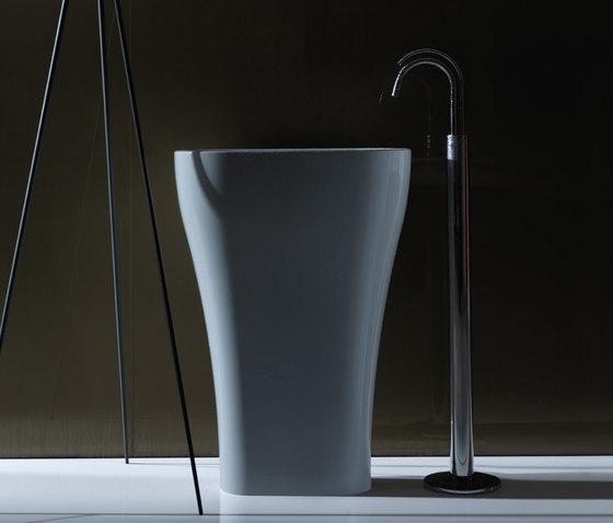 Aquatech Waschbecken freistehend von Kerasan | Waschtische