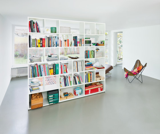355 by Flötotto | Shelving systems