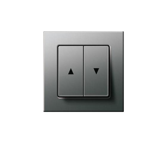 E22 | Jalousiesteuerung manuell by Gira | Shuter / Blind controls
