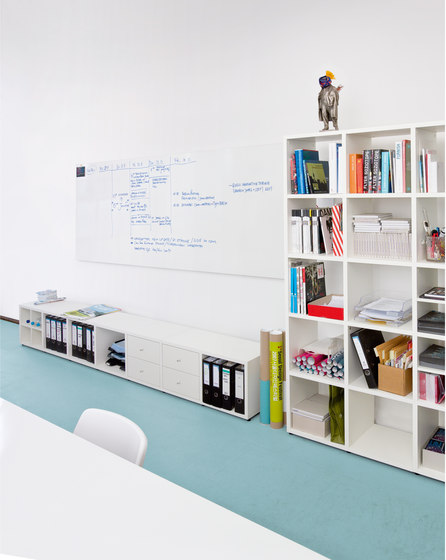 355 by Flötotto | Office shelving systems