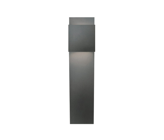 Square 250 | Square Bollard by FOCUS Lighting | Path lights