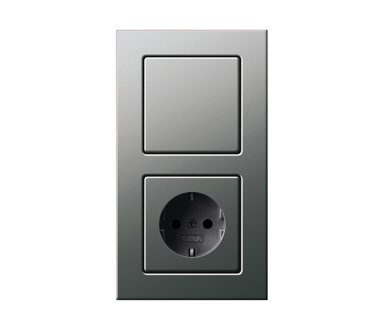 E22 | Switch range by Gira | Push-button switches