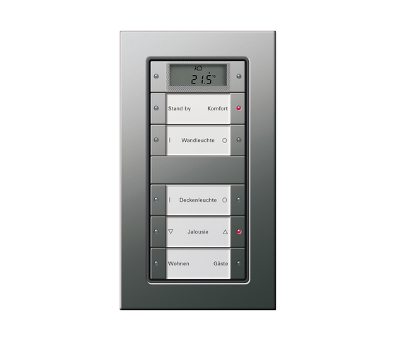 E22 | Switch range by Gira | Room controls