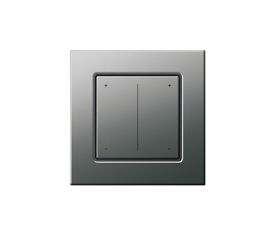 E22 | Series dimmer by Gira | Button dimmers