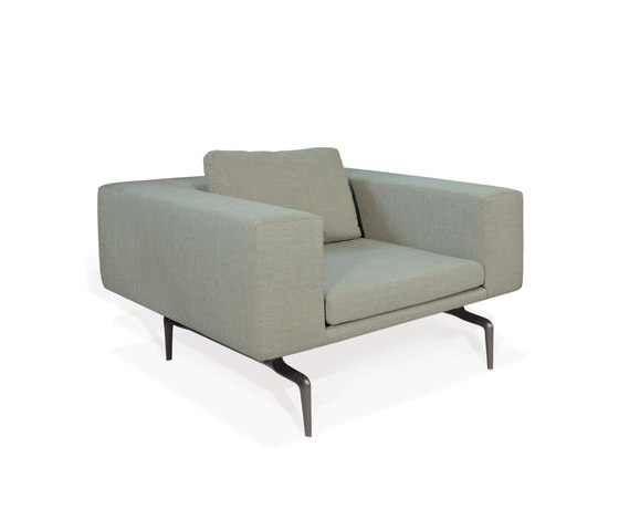 Lenao Armchair di PIURIC | Poltrone lounge