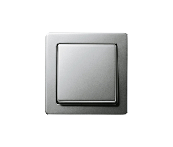 Edelstahl | Switch range by Gira | Push-button switches