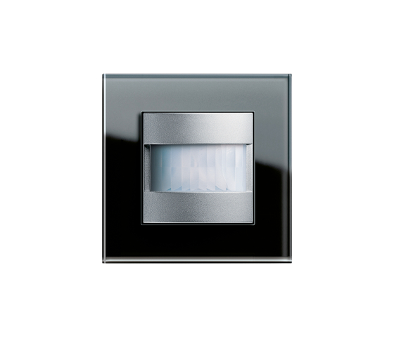Esprit Glass | Automatic control switch* by Gira | Presence detectors