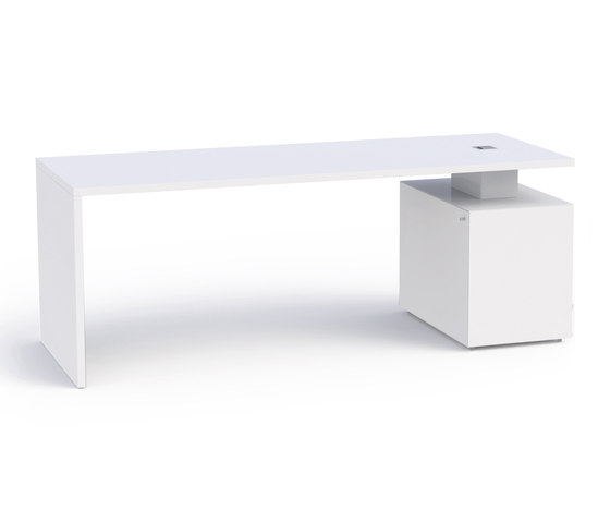 Quaro by Flötotto | Individual desks