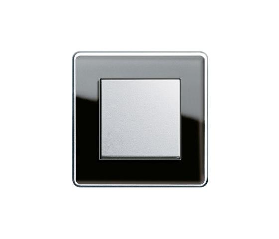 Esprit Glass C | Switch range by Gira | Push-button switches