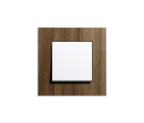 Esprit Walnut | Switch range by Gira | Push-button switches