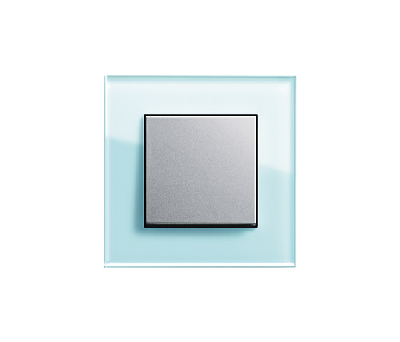 Esprit Glass | Switch range by Gira | Push-button switches