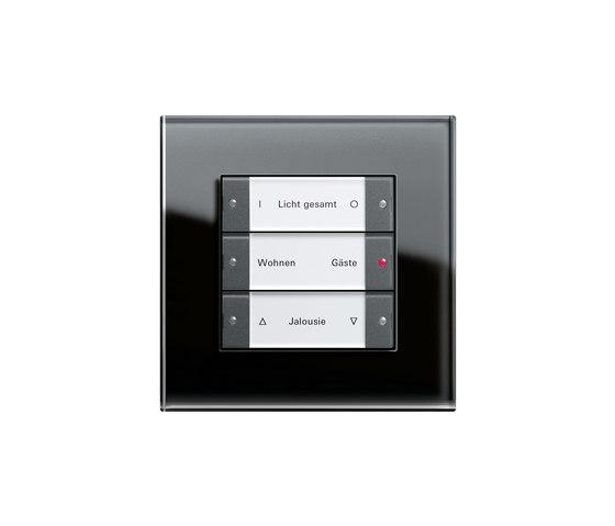 Esprit Glas | Blind controller by Gira | Shuter / Blind controls