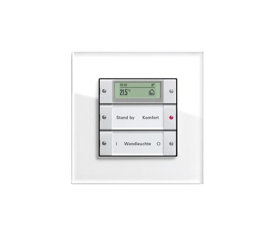 Esprit Glass | Touch sensor by Gira | Lighting controls