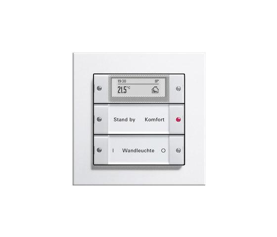 Esprit Aluminium | Touch sensor by Gira | Room controls