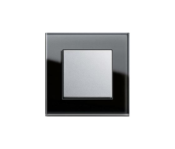 Esprit Glass | Rocker switch di Gira | Interruttore bilanciere