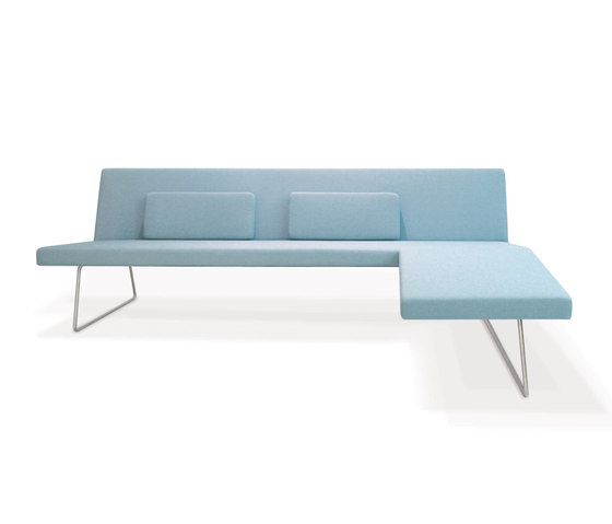 Slim Sofa by PIURIC | Sofas