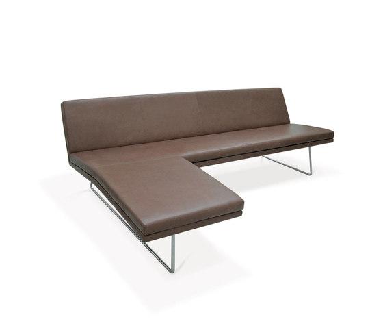 Slim Sofa by PIURIC   Sofas