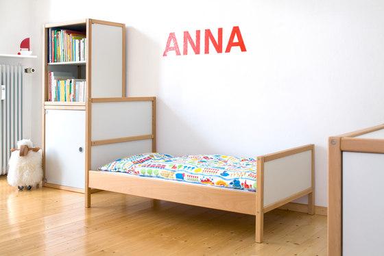Profilsystem by Flötotto | Children's beds