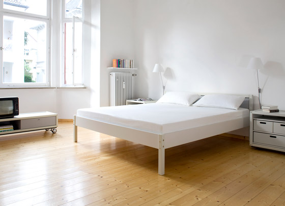 Profilsystem by Flötotto | Double beds
