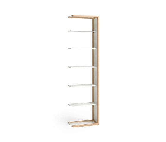 Profilsystem de Flötotto | Sistemas de estantería