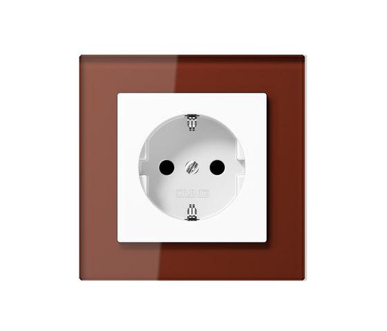 A creation socket by JUNG | Schuko sockets