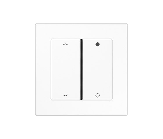 KNX push-button sensor F 40 A creation by JUNG | KNX-Systems