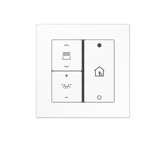 KNX push-button sensor F 40 A creation di JUNG | Sistemi KNX